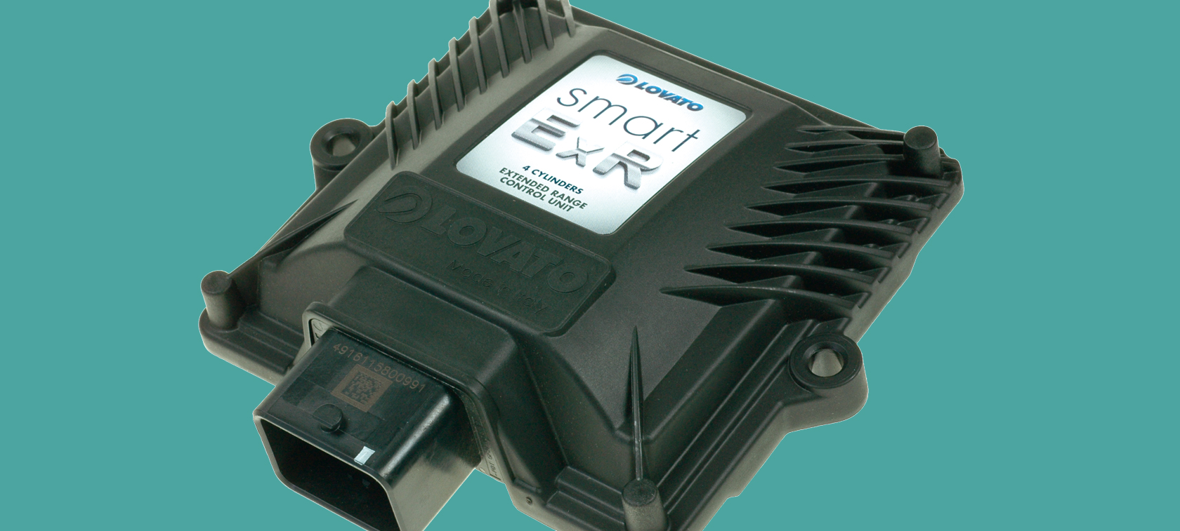 Lovato Smart ExR - a facelifted ECU