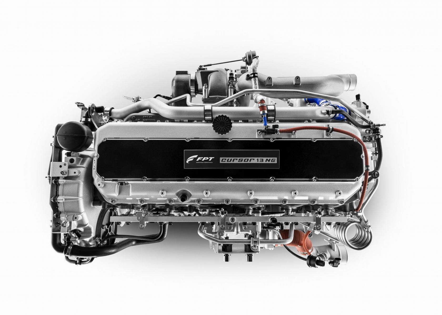 cursor 13 ng methane engine unveiled gazeo com rh gazeo com