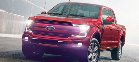 CNG-powered 2018 Ford F-150 coming
