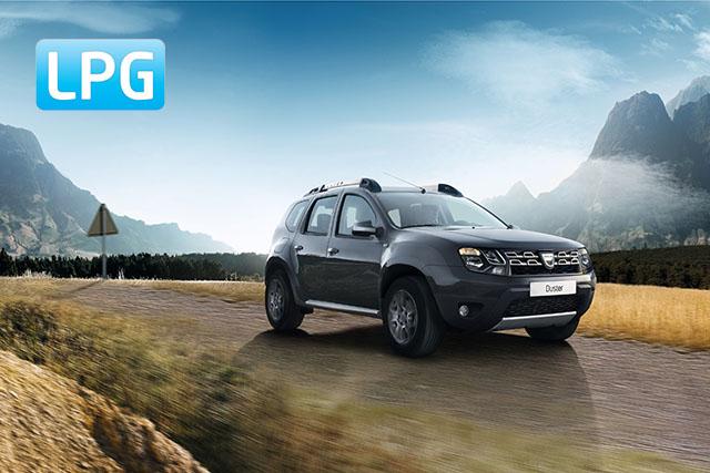 Dacia Duster LPG doesn't bite the dust | gazeo com