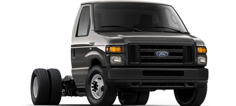 Ford E-450 V10 gains new LPG system
