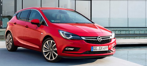Opel Astra CNG making a comeback