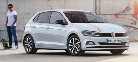 Volkswagen Polo TGI in the works