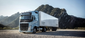 Volvo's new LNG trucks are here