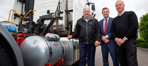 Autogas goes heavy-duty in Australia