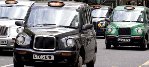 British cabbies say yes to autogas
