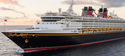 Disney Cruise Line switches to LNG