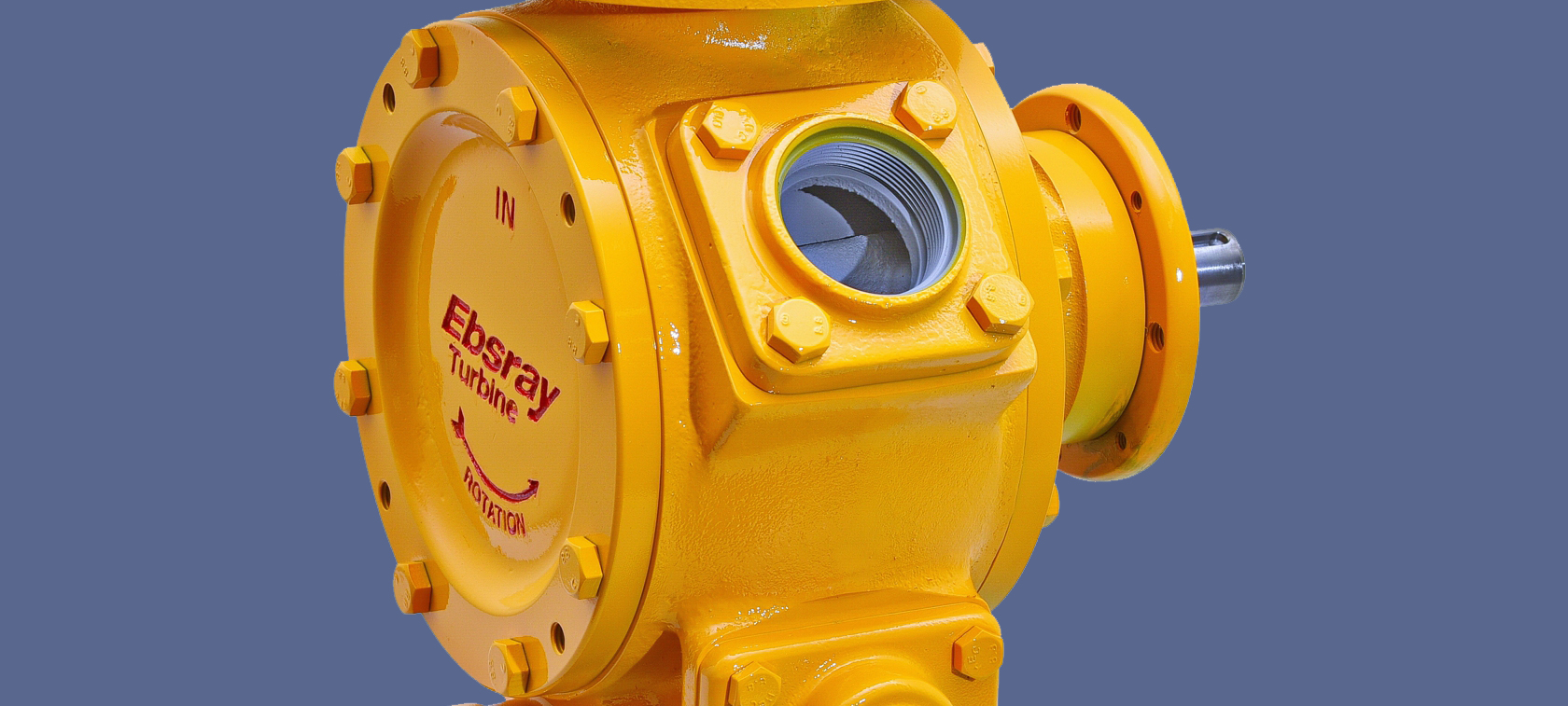 Ebsray to debut R75 pump at AEGPL Congress