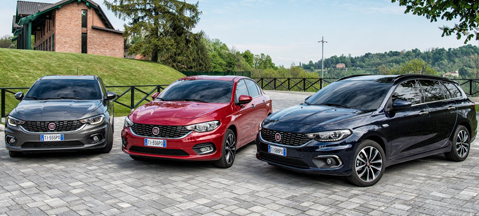 Fiat Tipo LPG: buy one, get one free