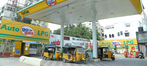 India gives autogas a boost