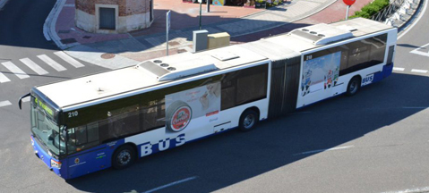 LPG buses coming to Valladolid