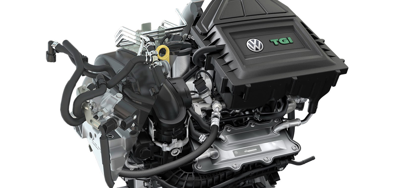 Volkswagen replaces diesels with CNG units