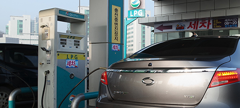 Will Koreans be able to buy private LPG cars?