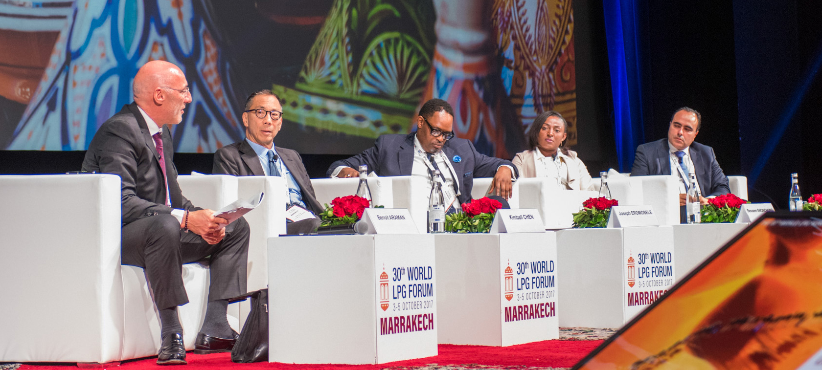 30th World LPG Forum wrapped up in Marrakech