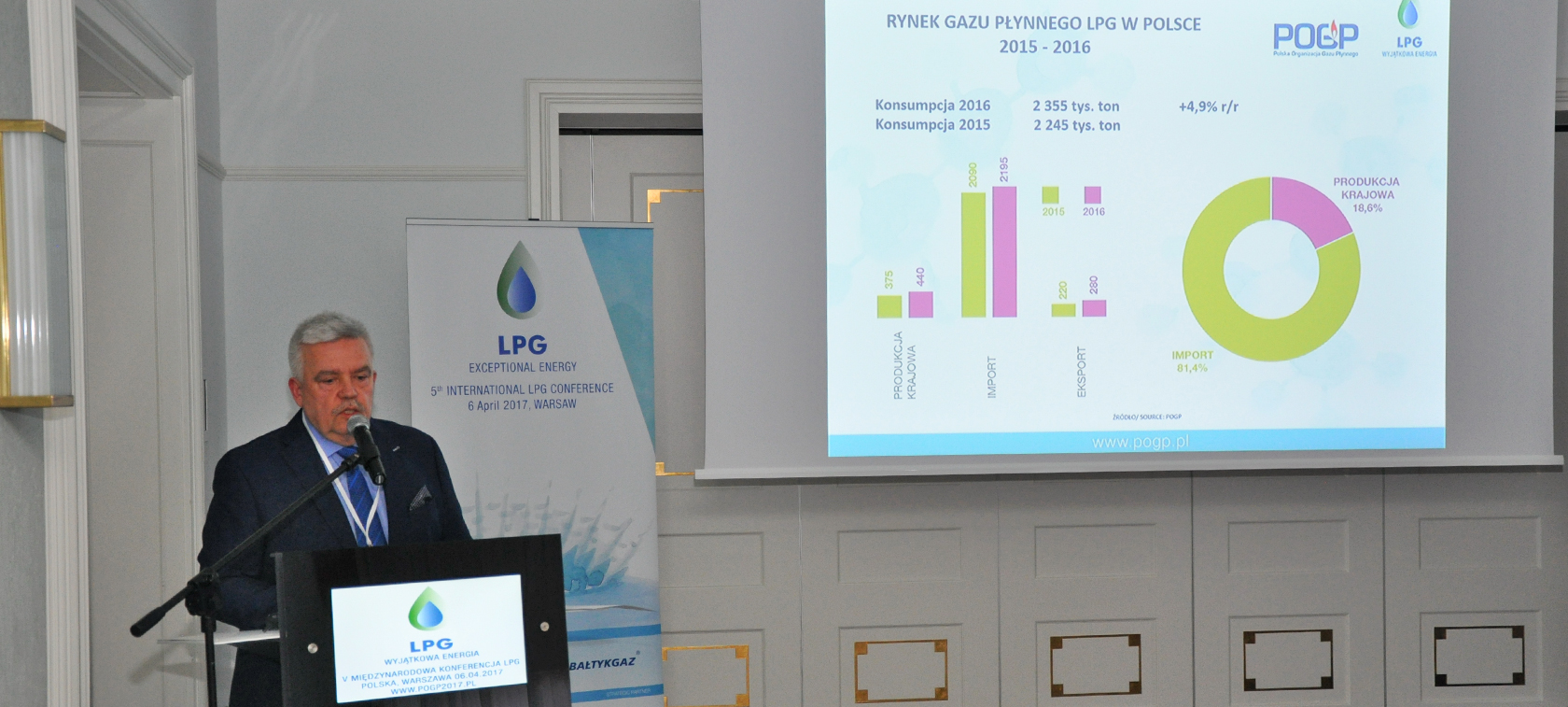 LPG - Exceptional Energy: Poland and beyond