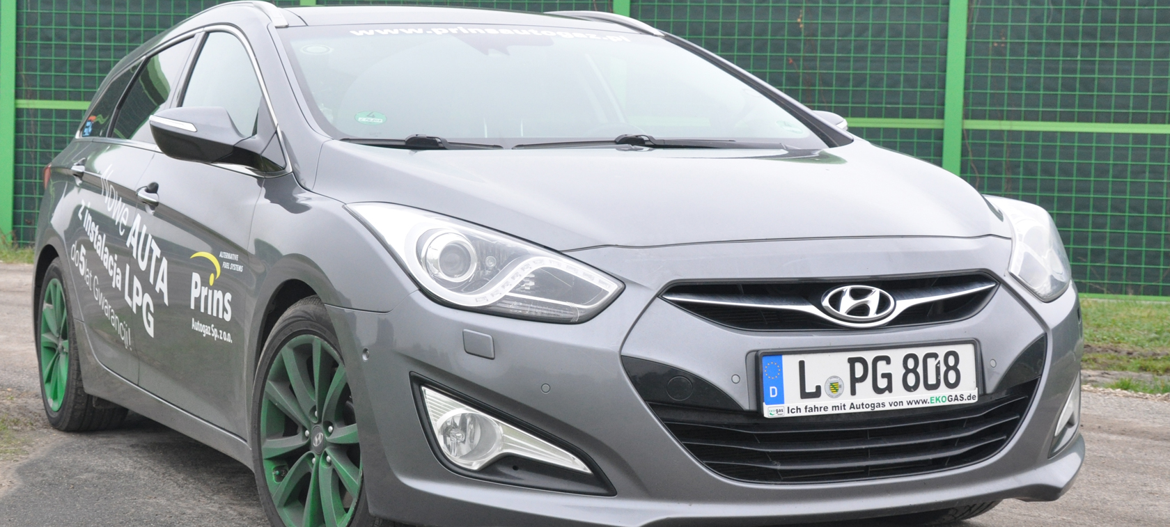 Hyundai i40 CW LPG - direct incentive