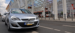 Opel Astra LPG - without issue(s)