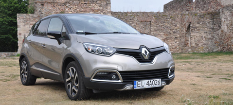 Renault Captur LPG - NEVO-lutionary