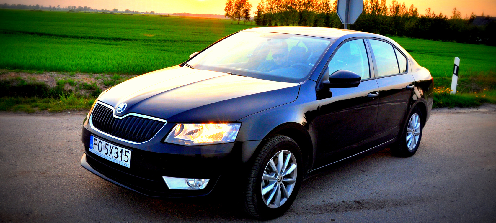 Skoda Octavia G-TEC - makes sense, but doesn't