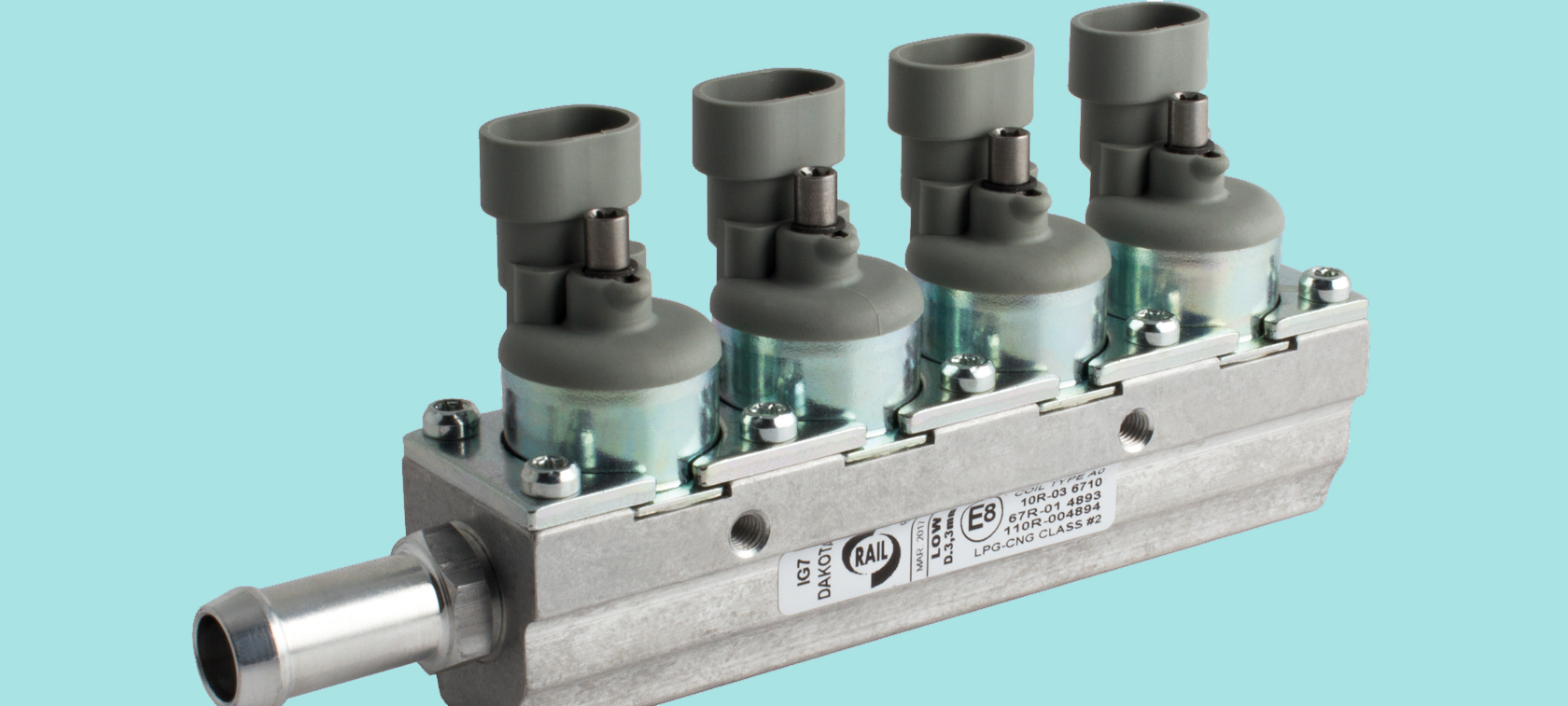 Rail IG7 Dakota - the versatile one