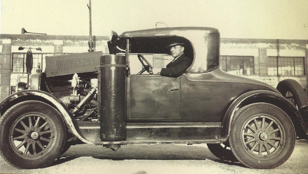 You've come a long way, autogas