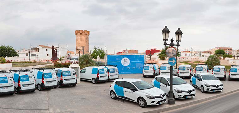 Autogas sets a pattern in Paterna