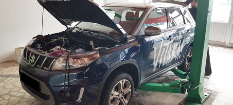 CNG begins in Romania
