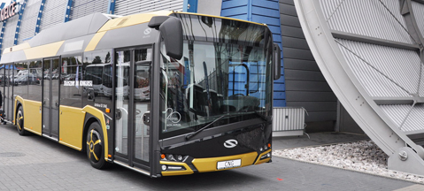 Solaris to deliver CNG buses to Ostrava