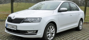 "Skoda Rapid LPG - with a single ""but"""