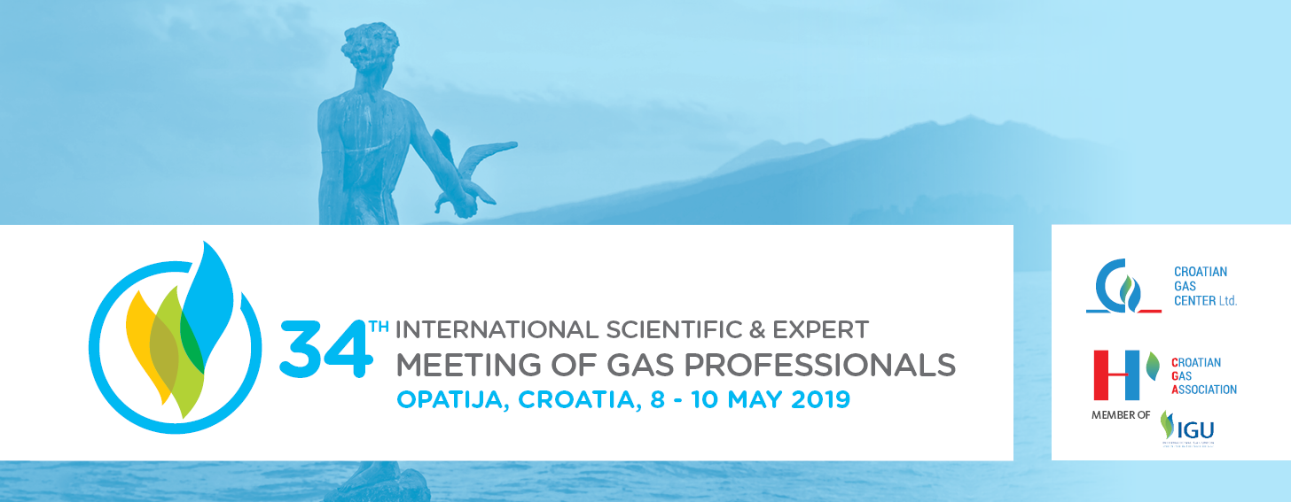 34th International Scientific & Expert Meeting of Gas Professionals