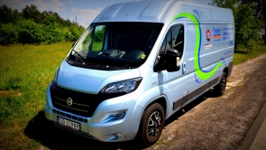 Fiat Ducato CNG - what else is new?
