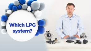 LPG - it's easy: Which LPG system?