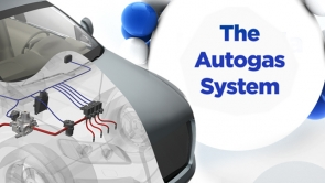 LPG - it's easy: the autogas system