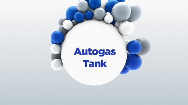 LPG - it's easy: Autogas Tank